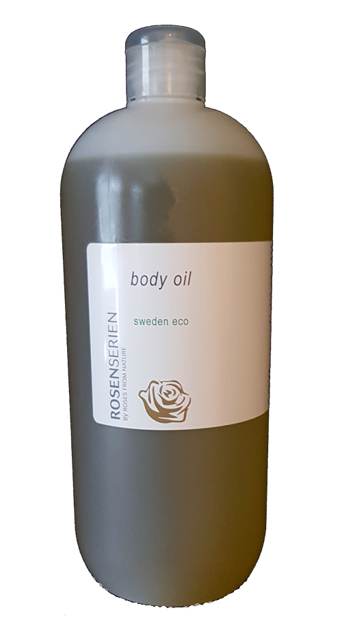 Rosenseriens Body Oil Massageolja