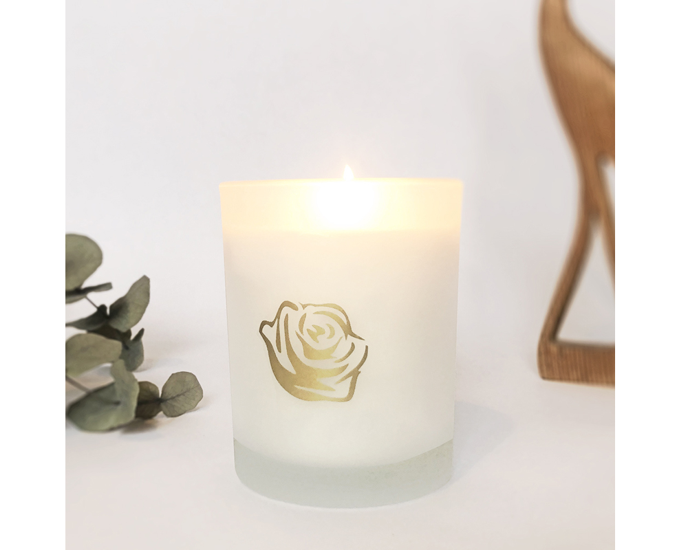 Rosenserien Scented Candle